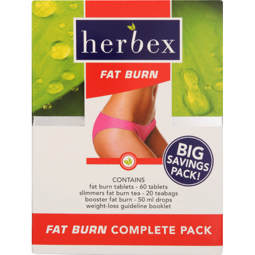 Fat Burn Complete Pack