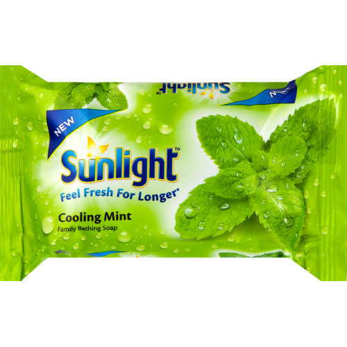 Family Bathing Soap Cool Mint 175g