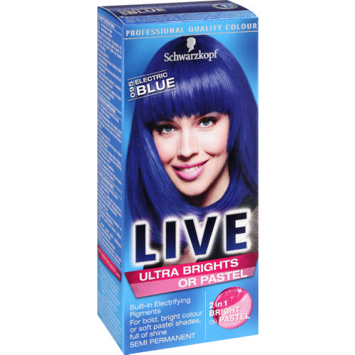 718bfd0d259c2 Schwarzkopf Live Ultra Brights Brights or Pastels Semi-Permanent ...