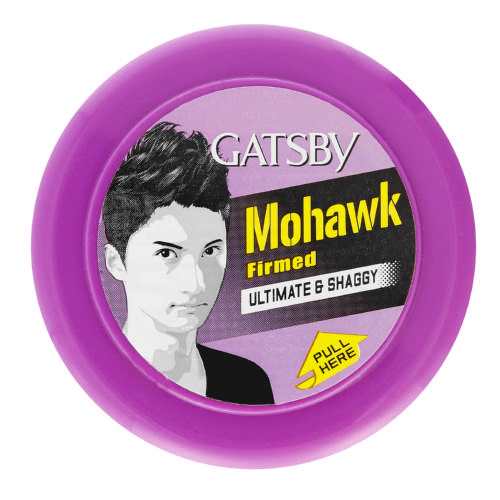 Mohawk Firmed Ultimate & Shaggy Wax 75g
