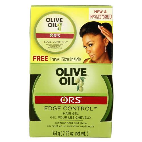 Ors Olive Oil Edge Control Hair Gel 64g Clicks
