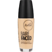 Bare Faced SPF6 Liquid Foundation Butter Milk 30ml