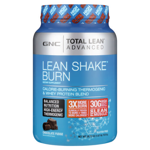 Total Lean Lean Shake Chocolate Fudge 757.6g