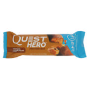 Quest Hero protein Bar Chocolate Caramel Pecan