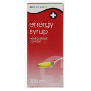 Energy Syrup 100ml