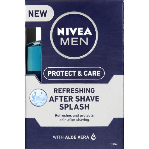 nivea men originals after shave splash 100ml clicks