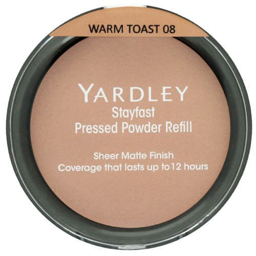 Stayfast Pressed Powder Refill Warm Toast 08 15g