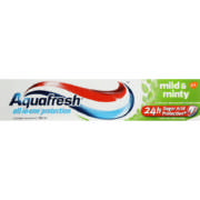 All-In-One Fluoride Toothpaste Mild & Minty 100ml