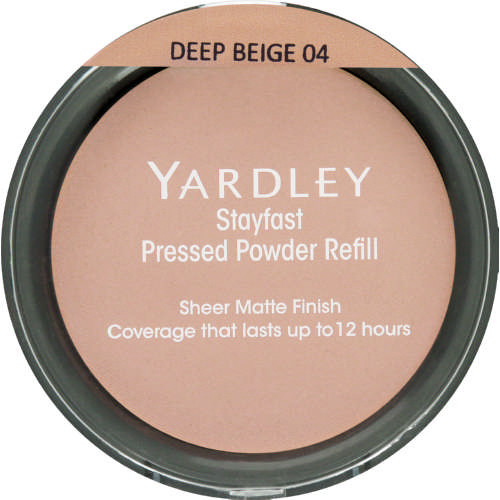 Stayfast Pressed Powder Refill Deep Beige 15g