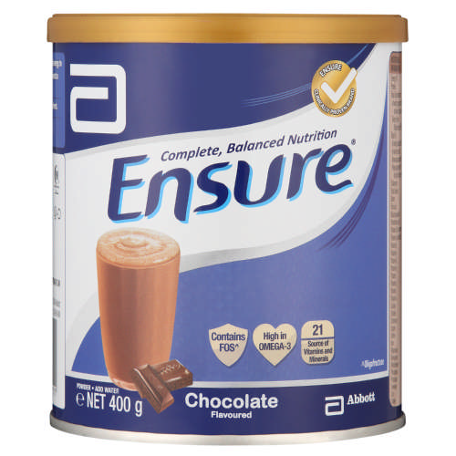 Nutrition Shake Chocolate 400g