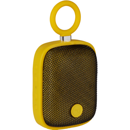 Bubble Pod Bluetooth Wireless Speaker Yellow
