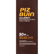 Allergy Face Cream SPF50