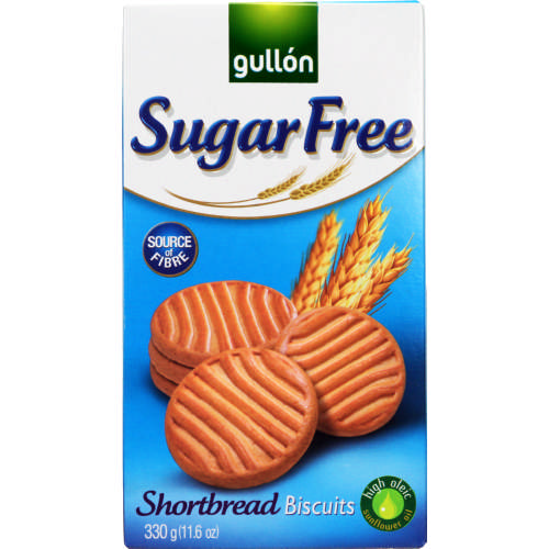 Sugar Free Shortbread Biscuits 330g