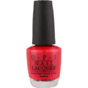 Classics Nail Lacquer Opi Red