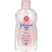 Baby Oil Regular 125ml