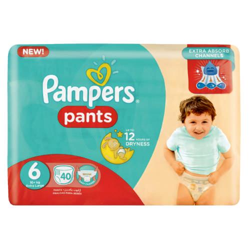 56f5d836601 Pampers Pants Size 6 40 Pants - Clicks
