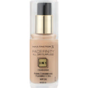 Face Finity All Day Flawless SPF20 3-In-1 Foundation Beige 30ml