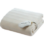 Tie Down Electric Underblanket Double