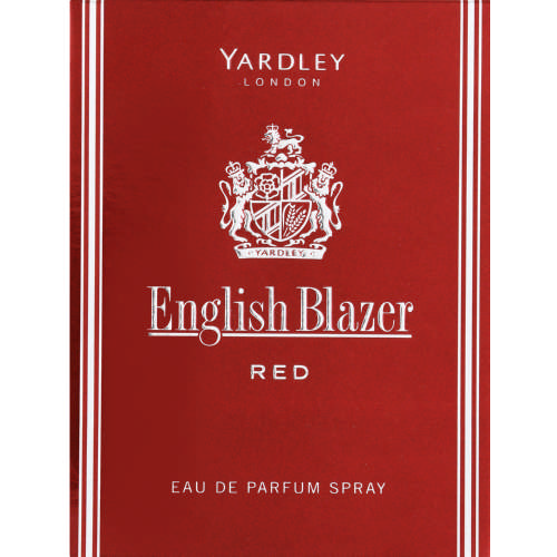 English Blazer Red Eau De Parfum 50ml