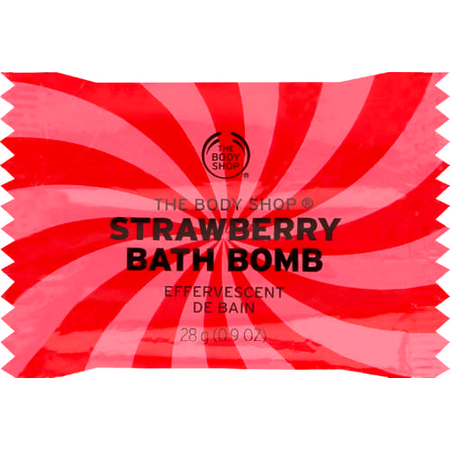Strawberry Bath Fizzer 28g