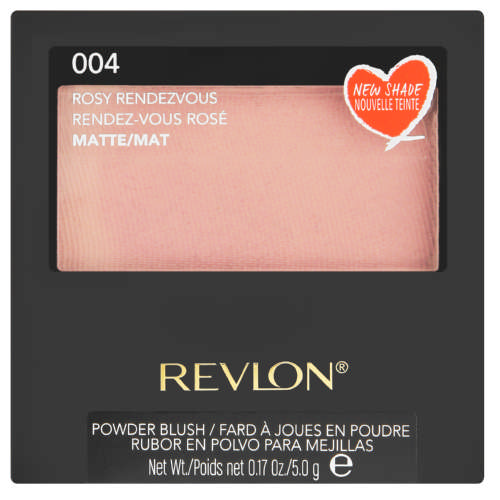 Powder Blush Rosy Rendezvous