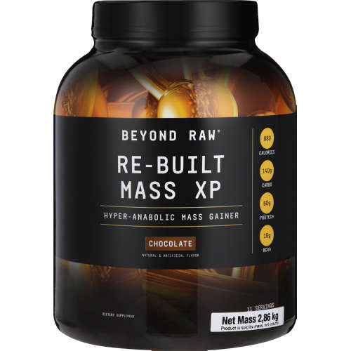 Beyond Raw Re-Built Mass Triple Chocolate Cake 2722g