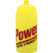 Water Bottle Yellow 500ml