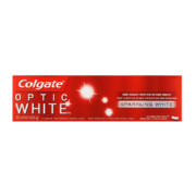 Optic White Fluoride Toothpaste Sparkling Mint 75ml