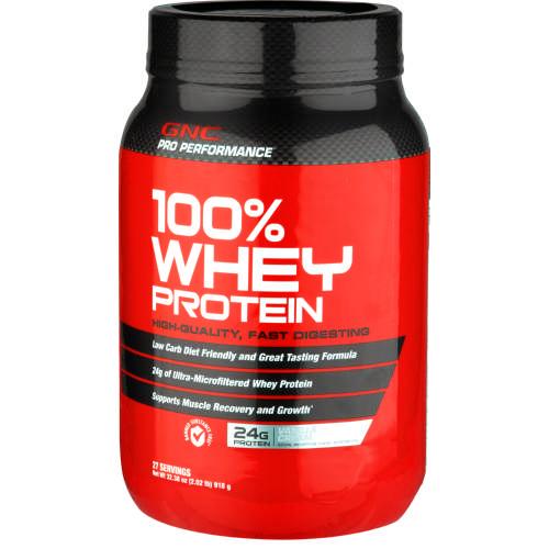 100 whey protein gnc para bajar de peso