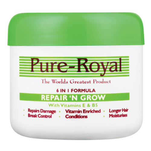 Pure Royal Repair N Grow Hair And Scalp Treatment 200ml