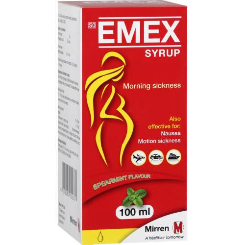Emex Syrup 100ml - Clicks