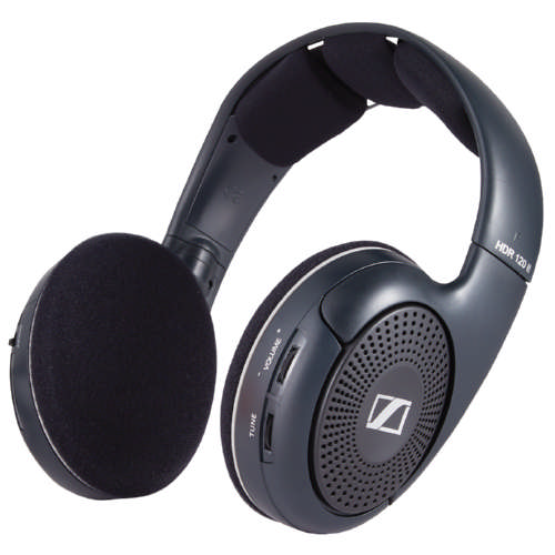 e6a8216cd2b Sennheiser. RS 1208II On Ear Wireless Headphones. Sennheiser RS 120 II ...