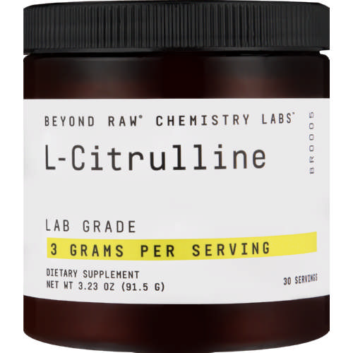 Beyond Raw Chemistry Labs L-Citrulline 91.50g