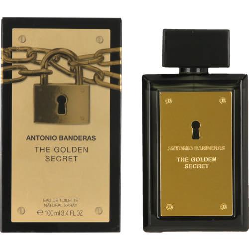 94c2d4bc1 Antonio Banderas The Golden Secret Eau De Toilette 100ml - Clicks