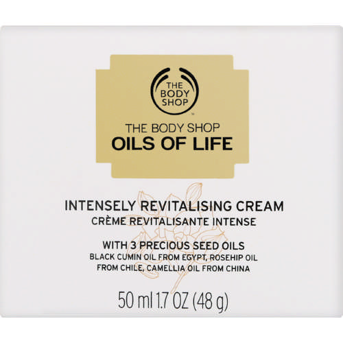 Oils Of Life Intensely Revitalising Cream 50ml