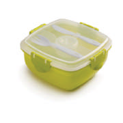 Lunchbox With Utensil Set