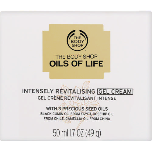 Oils Of Life Intensely Revitalising Gel Cream 50ml