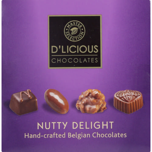 Belgian Nutty Delight 42g