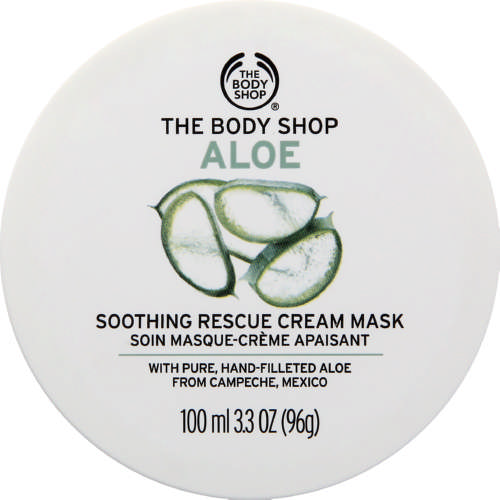 Aloe Face Mask 100ml