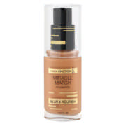 Miracle Match Foundation Blur & Nourish Toffee 30ml