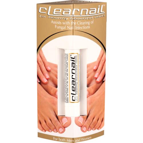 Clearnail Toe Nail Treatment 4ml - Clicks