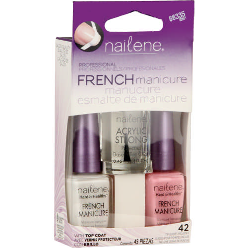 French Manicure Kit Test