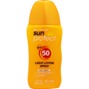SPF50 Light Lotion Spray 200ml