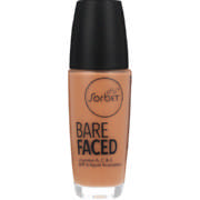Bare Faced SPF6 Liquid Foundation Sandalwood 30ml