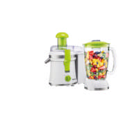 Smartlife 2-in-1 Juice Extractor and Blender