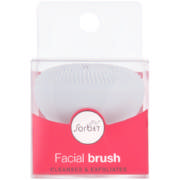 Facial Brush Pink/Lilac/Turquoise
