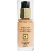 Face Finity Foundation Natural 30ml