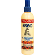 Braid Oil Moisturising Spray 250ml