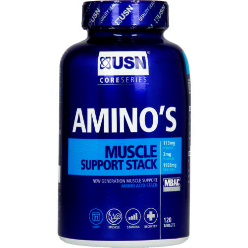 Coreseries Amino Muscle Super Stack 120 Tablets