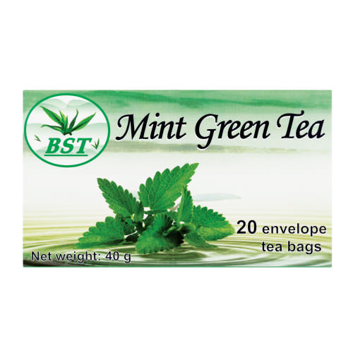 Green Tea Mint 20 Teabags